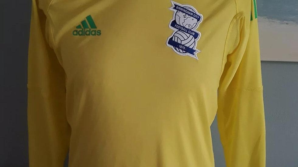 Birmingham City FC Goalkeeper Shirt