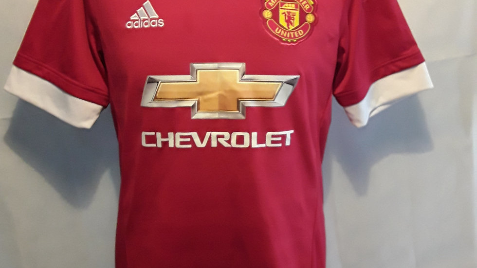 Manchester United Shirt Small Mens