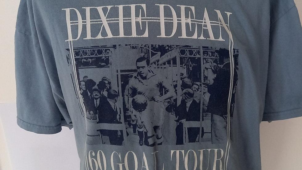 Official Everton FC Dixie Dean T Shirt
