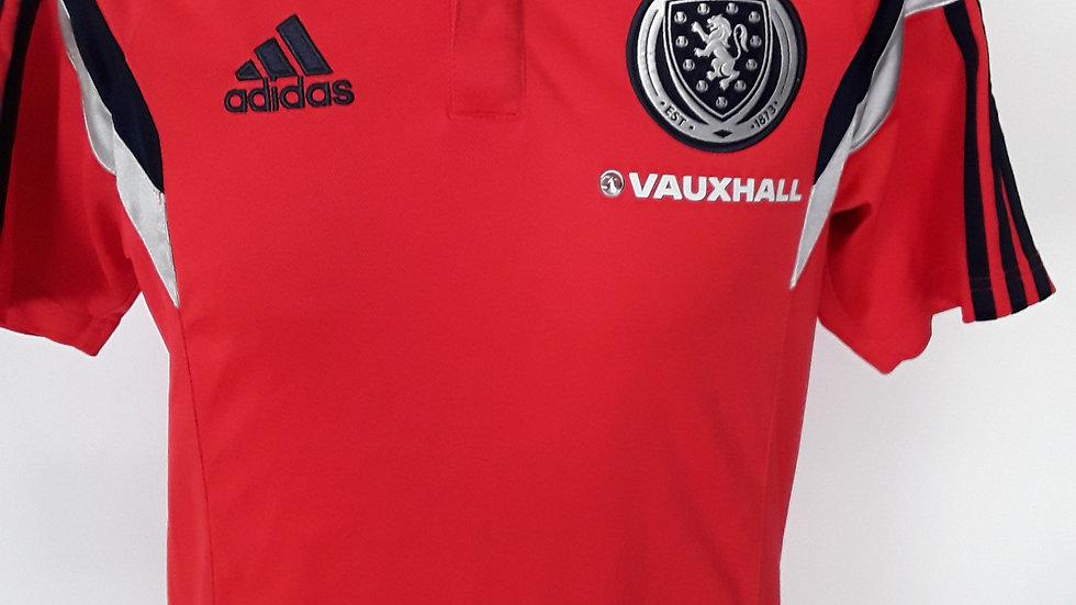 Original Scotland Polo Shirt. S