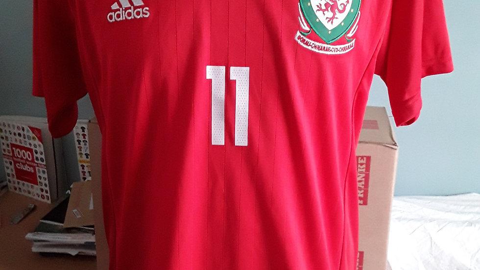 Wales Home Shirt