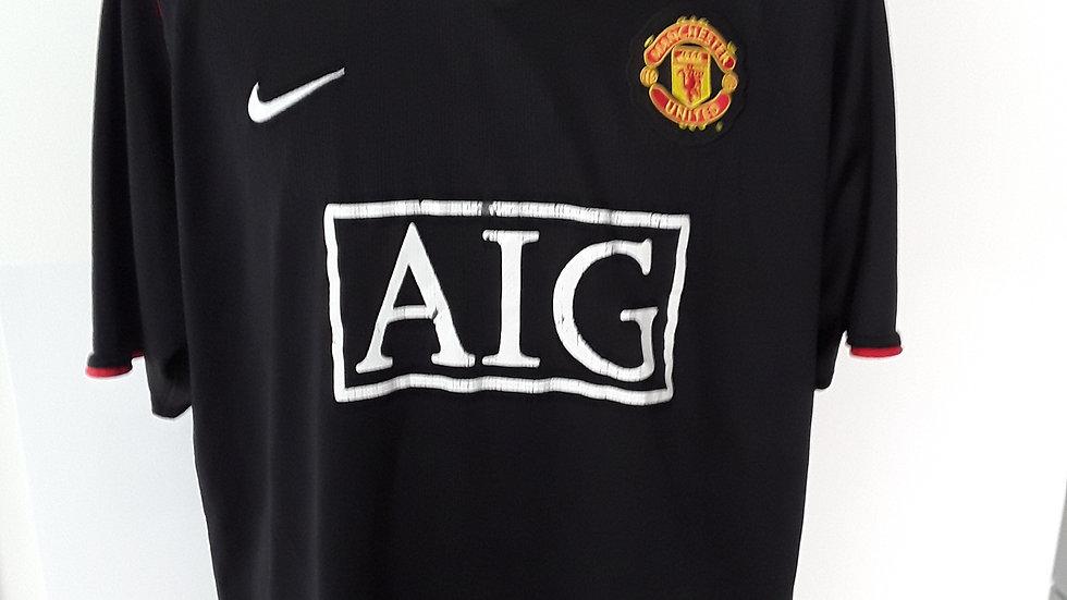 Manchester United Away Shirt  XXL
