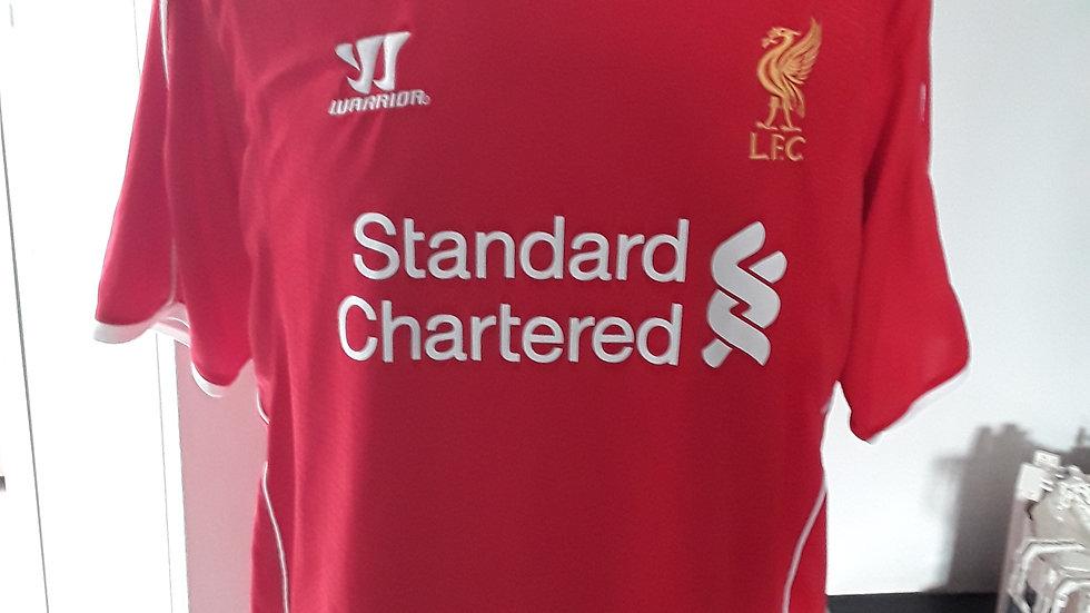 Liverpool FC Shirt 2014 M