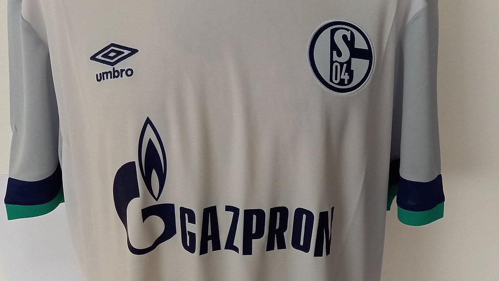 FC Schalke Away Jersey. XXL