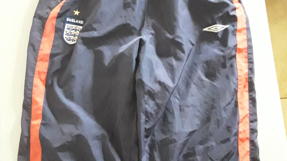 Official England Track Suit Bottoms