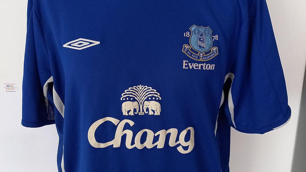 Everton FC Home Shirt