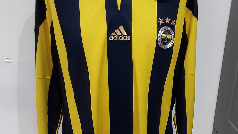 Fenerbache Home Shirt 2014. XL