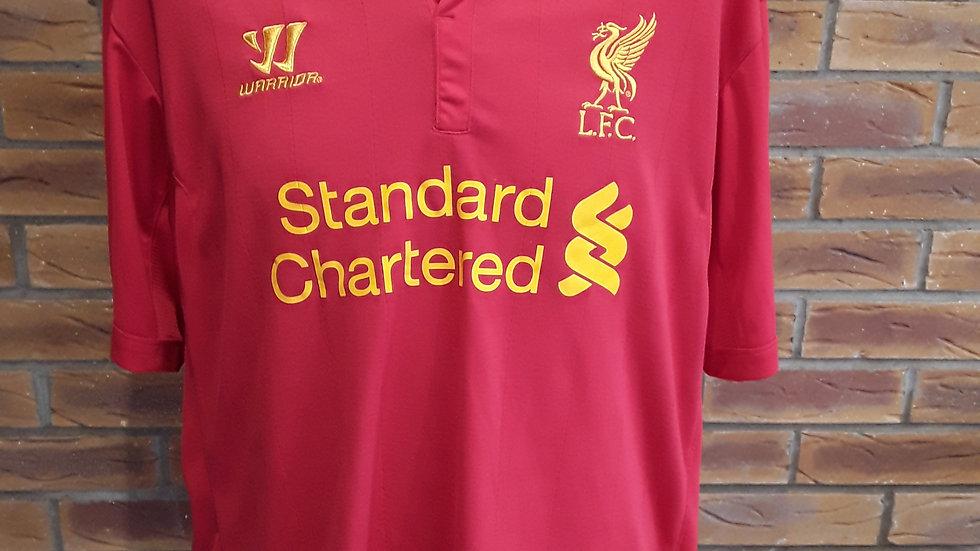 Liverpool FC shirt XL 2012 Mint Condition