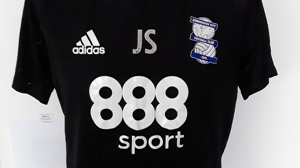 Player issue Birmingham City FC  Training Shirt. M