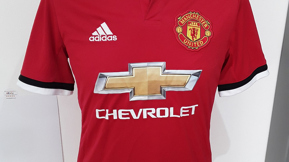 Manchester United Home Shirt 2017