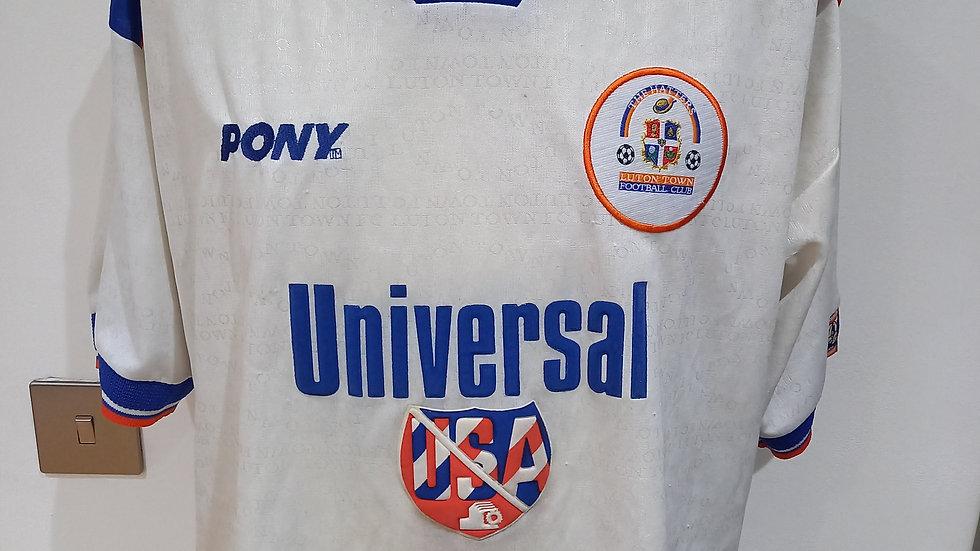 Luton Town Home Shirt 1997. L