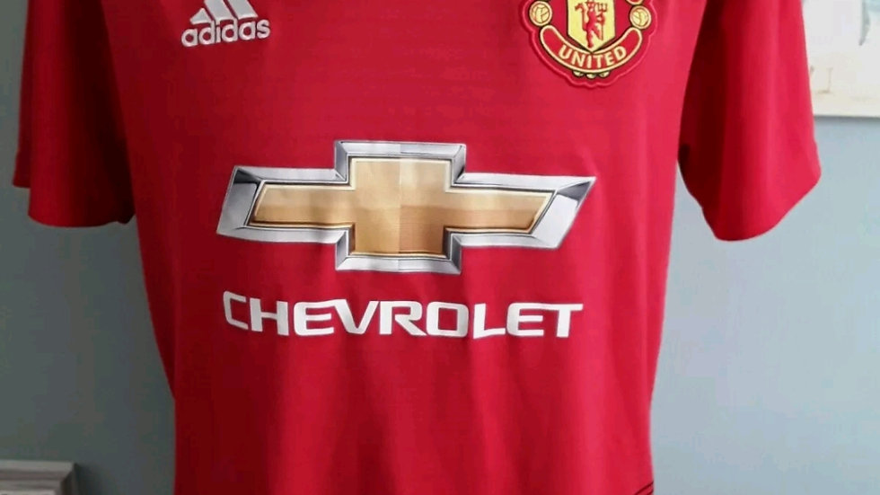 Manchester united shirt 2018 M
