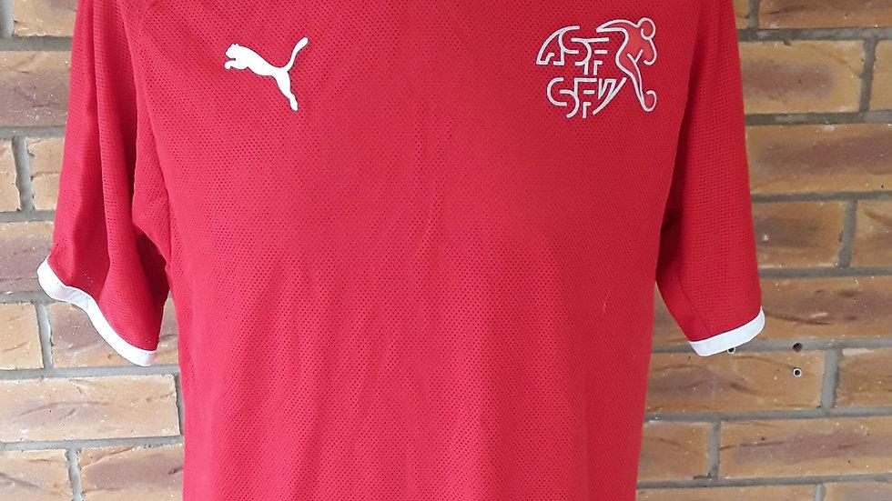 Switzerland National Football Team Medium