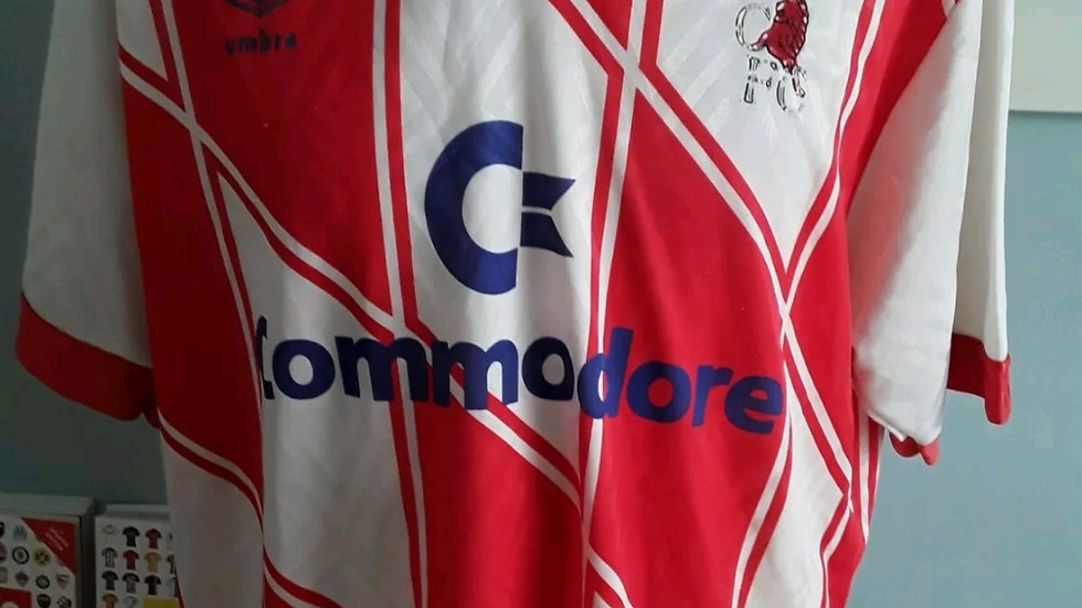 1990 away Chelsea Shirt original