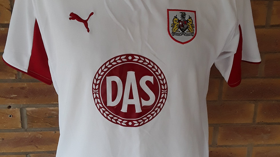 Bristol City Away Shirt