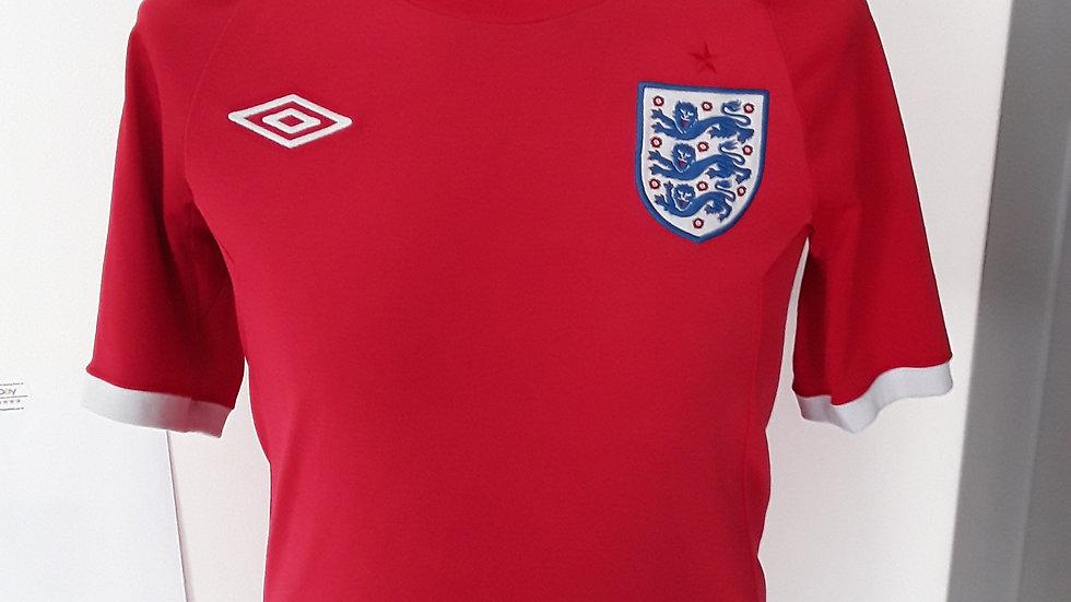 England Away Shirt Small