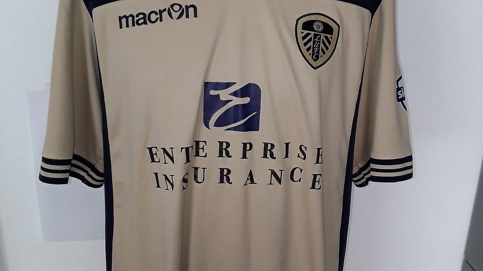 Leeds United Away Shirt XL