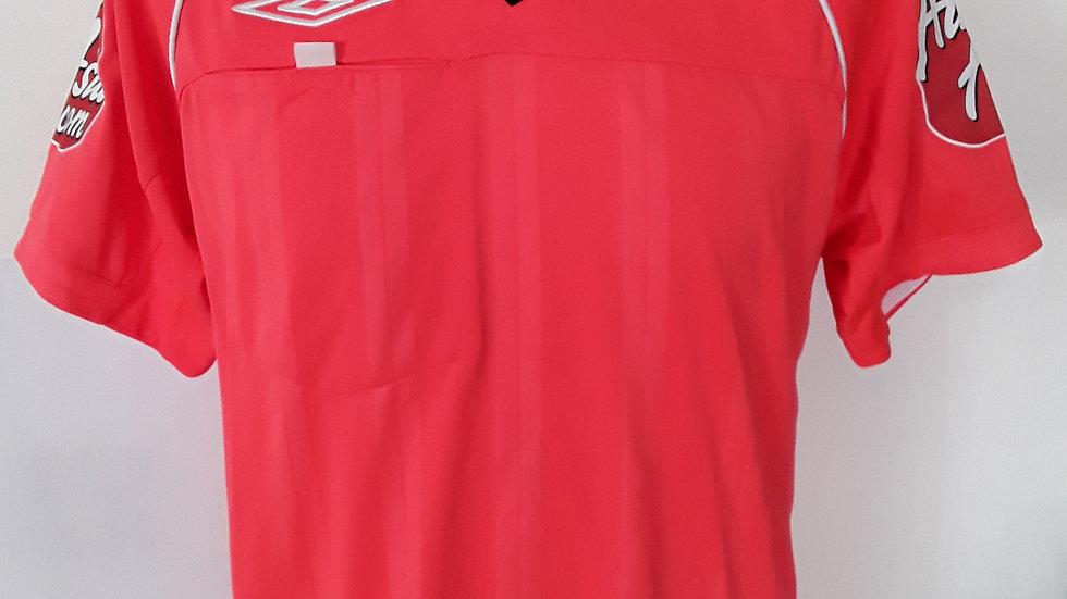 Professional Game Match Official Premier League Referee Shirt