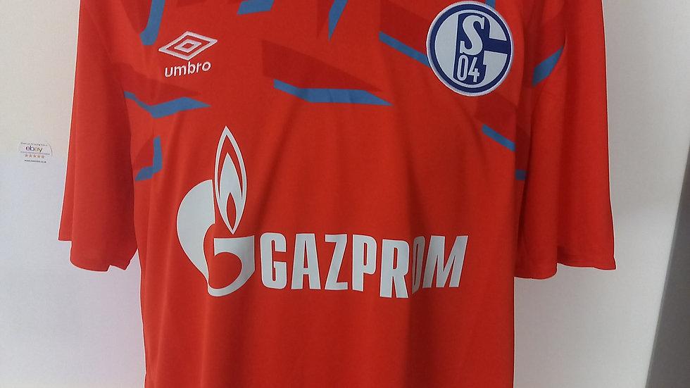 Schalke 04 Goalkeeper Jersey. XL