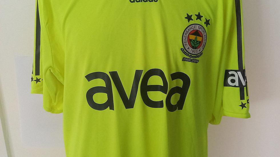 Fenerbache Shirt 2009. XL