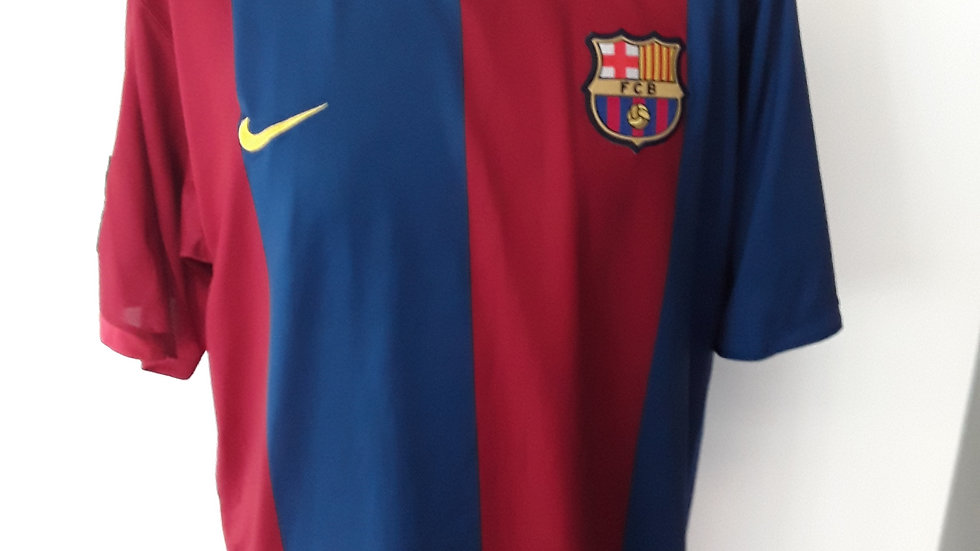 FC Barcelona Home Shirt 2006