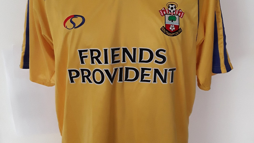 Southampton FC shirt 2002 Away