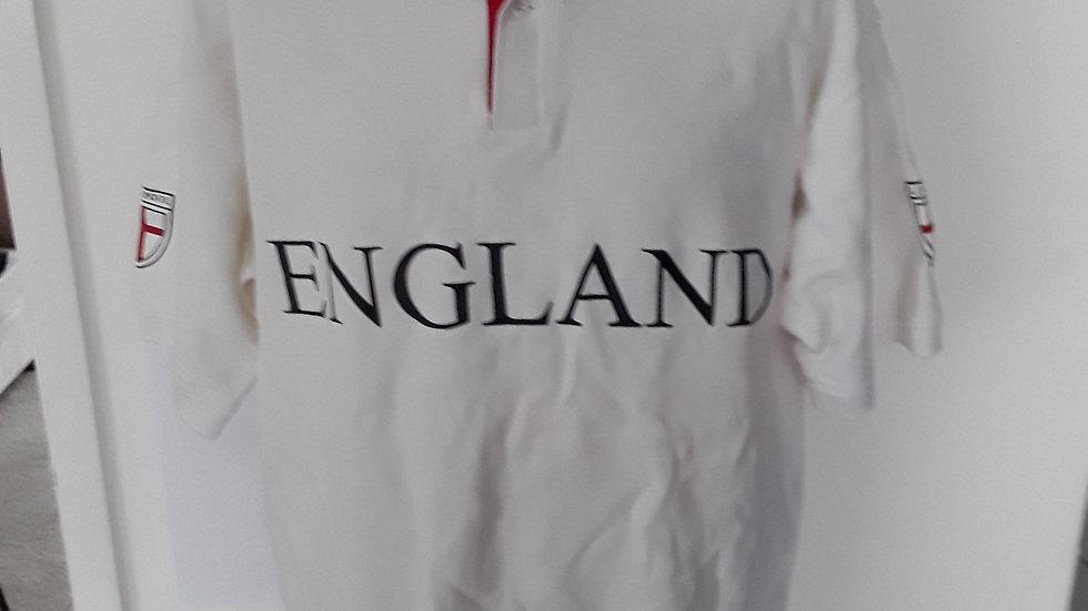 Vintage England/Liverpool polo shirt