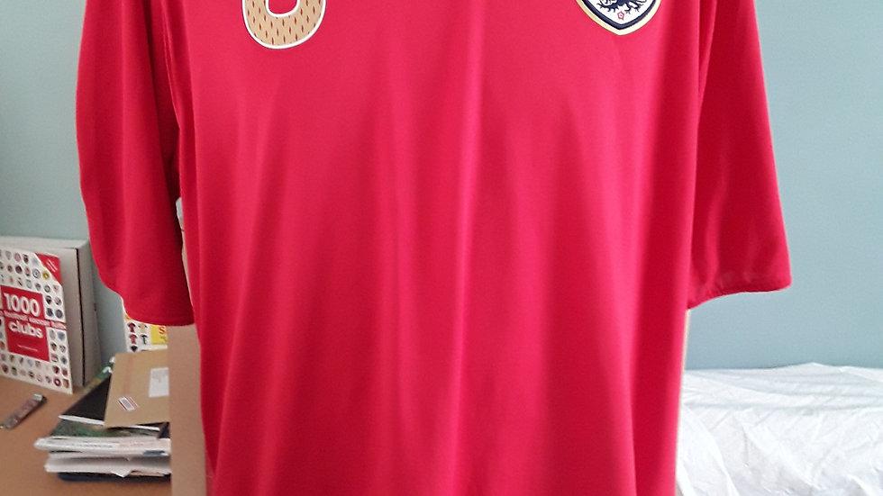 England away shirt 2006