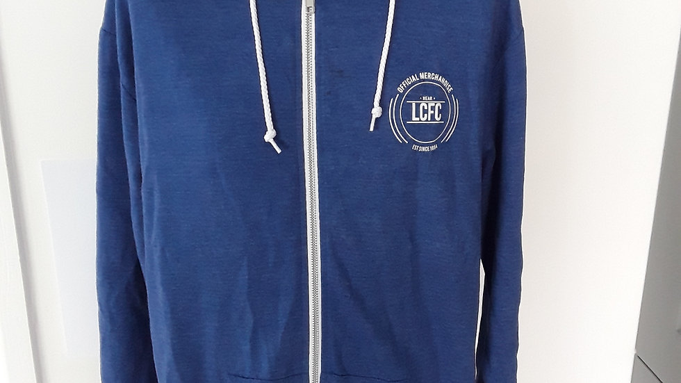 Official Leicester City Merchandise Jacket. Large