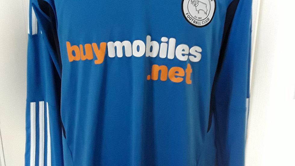 Rare Derby County Goalkeeper Shirt
