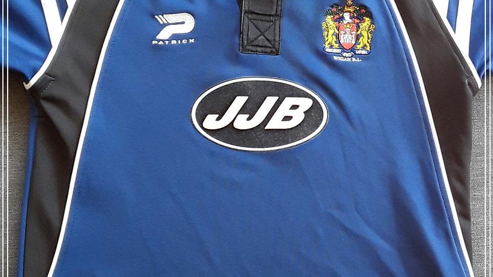 Wigan Warriors Away Shirt MB