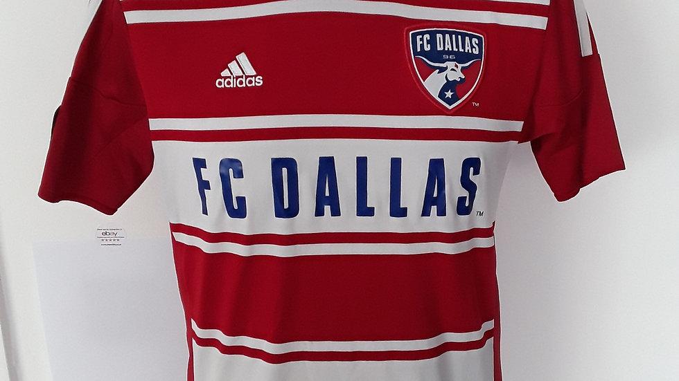 FC Dallas Home Shirt 2011