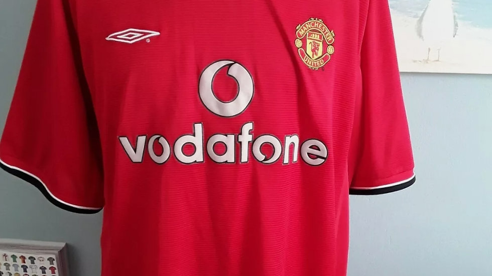 Manchester United 2000 Original Shirt