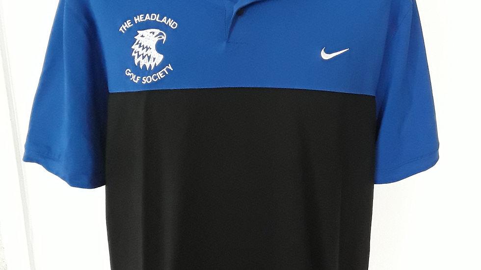 The headland golf society golf shirt.