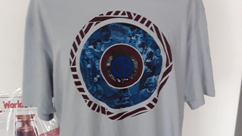 Manchester City FC Legends T Shirt