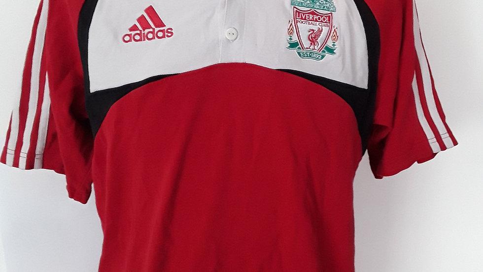 Vintage Liverpool FC Polo Shirt M