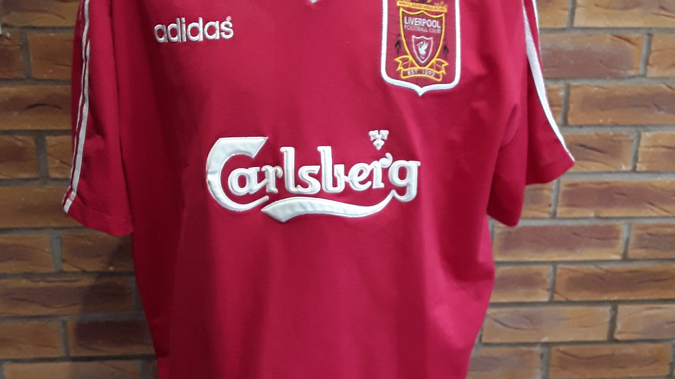 Liverpool Home Shirt 1995/96