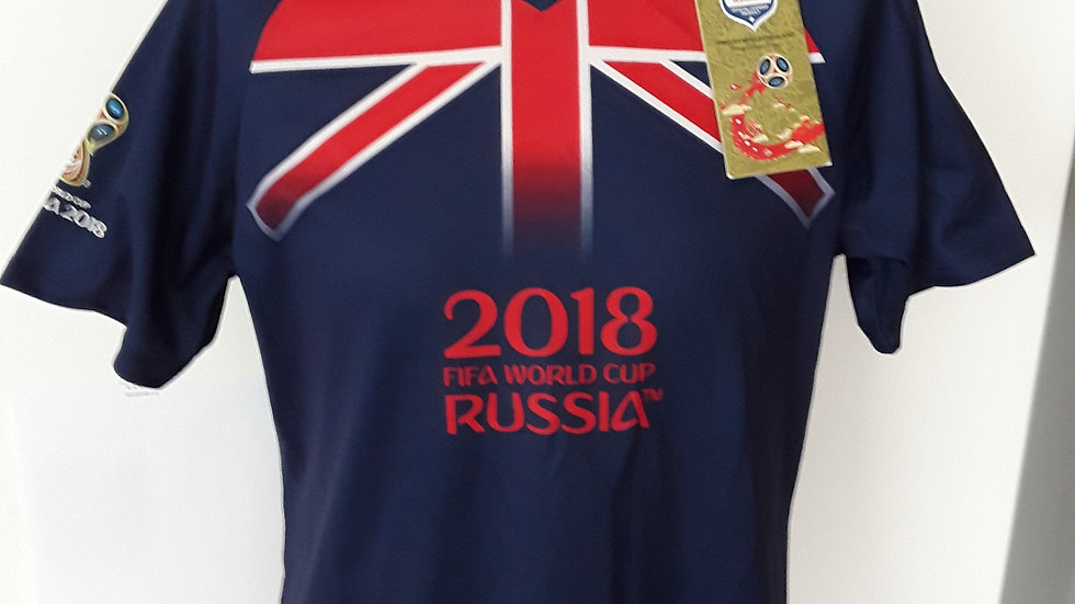 Official Licensed England World Cup 2018 Shirt.