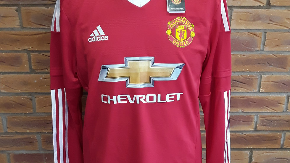 Manchester United Player Issue Shirt Brand New With Tags.