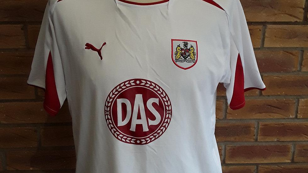 Bristol City Away Shirt