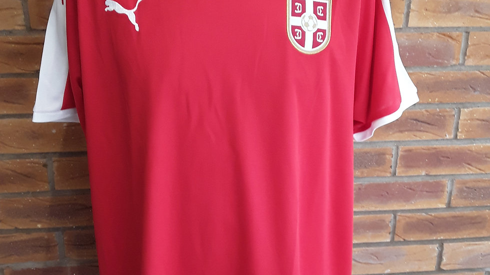 Serbia Shirt XL mens brand new with tags