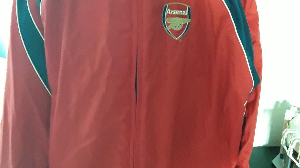 Arsenal Reversible Jacket Large Mens