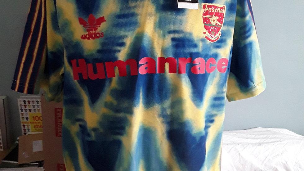 Arsenal Bruised Banana Shirt Humanrace