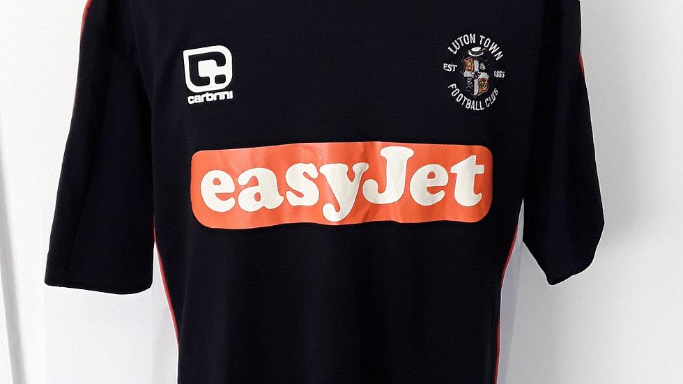 Luton Town FC 2009 Away Shirt XL