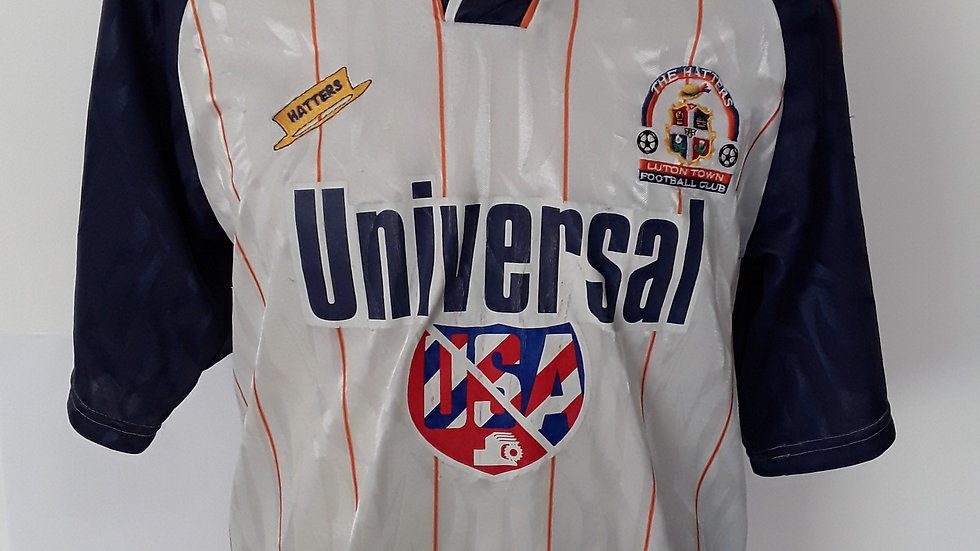 Luton Town Home Shirt 1994. S