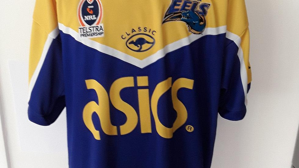 Parramatta Eels Rugby League Shirt 3XL