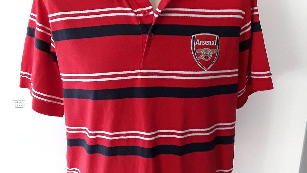 Arsenal polo shirt. L