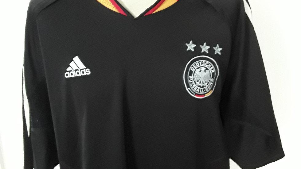 Germany Away Shirt 2004 XXL