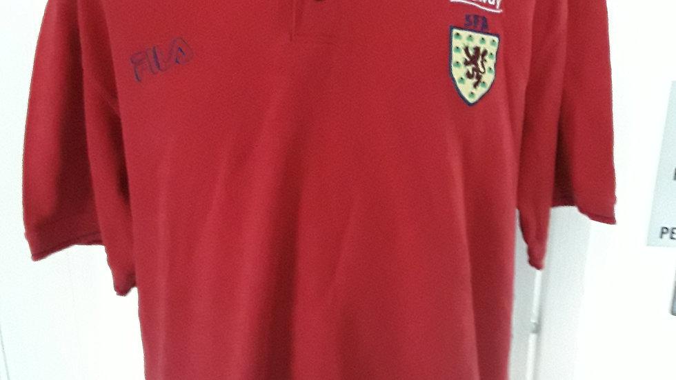Official Scotland Polo Shirt