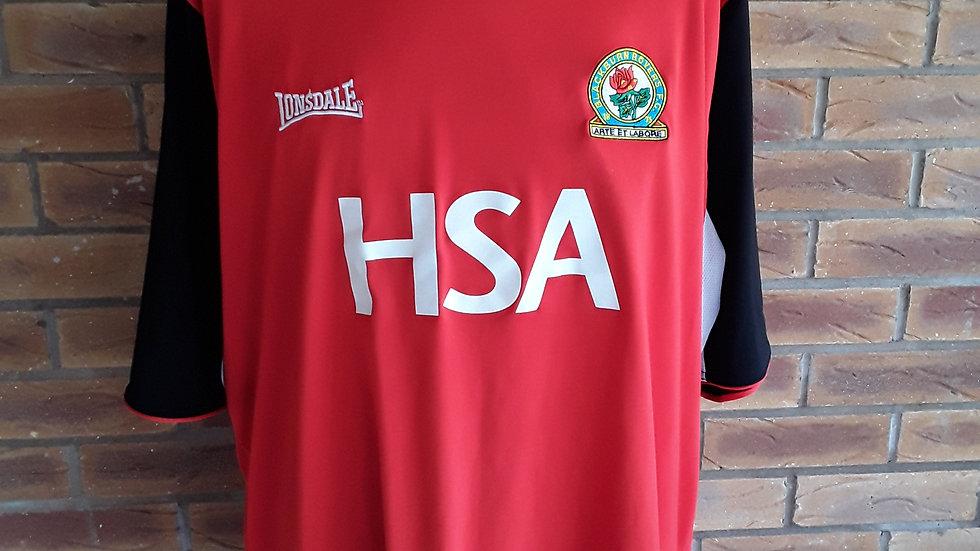 Blackburn Rovers Away Shirt
